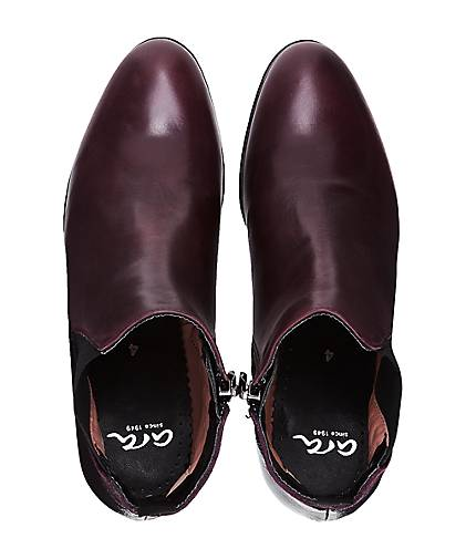 new styles 4dfda 422fb TOULOUSE Ara Stiefelette mittel TOULOUSE mittel Stiefelette ...
