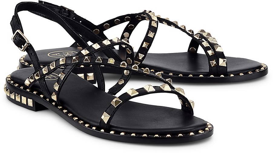 3d84a59a8e Ash Riemen-Sandale PEACE in schwarz kaufen - 48385101 | GÖRTZ