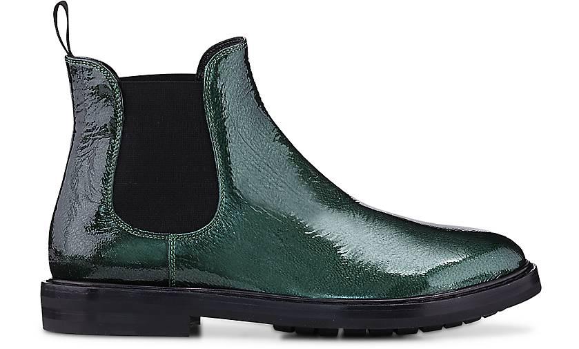 Attilio Giusti Leombruni - Chelsea-Boots in grün-dunkel kaufen - Leombruni 47738402 | GÖRTZ Gute Qualität beliebte Schuhe 01027e