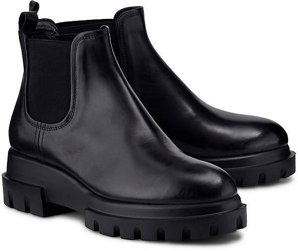 Attilio Giusti Leombruni Chelsea Boots in | schwarz kaufen - 47737602 | in GÖRTZ Gute Qualität beliebte Schuhe 658455