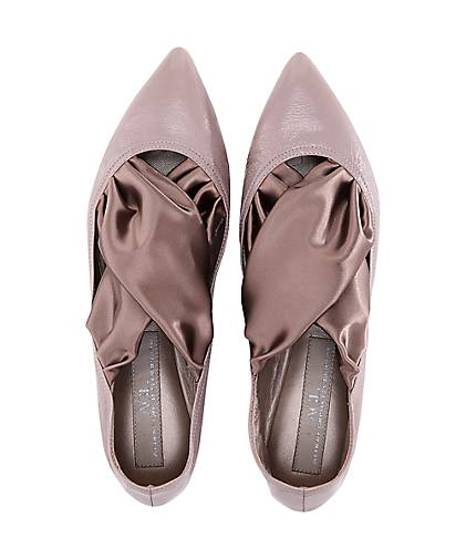 Attilio Giusti kaufen Leombruni Lack-Ballerina in taupe kaufen Giusti - 47122001 | GÖRTZ b14265