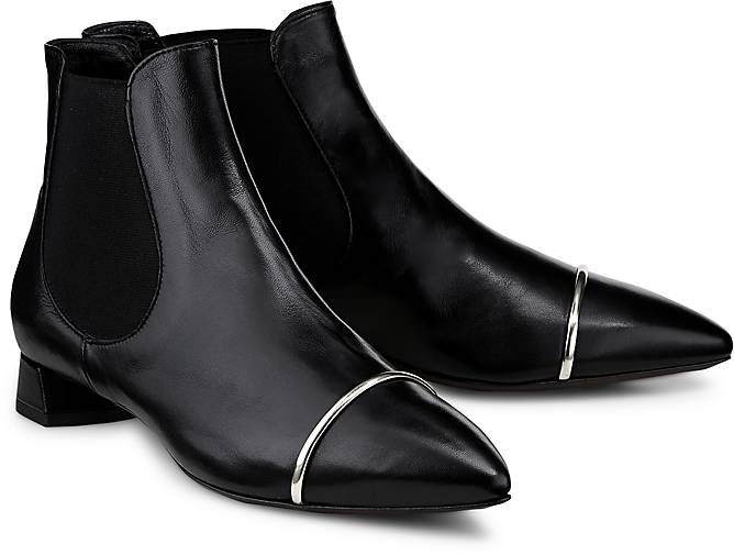 Attilio Giusti Leombruni Luxus-Stiefelette 47735201 in schwarz kaufen - 47735201 Luxus-Stiefelette | GÖRTZ 6e285b