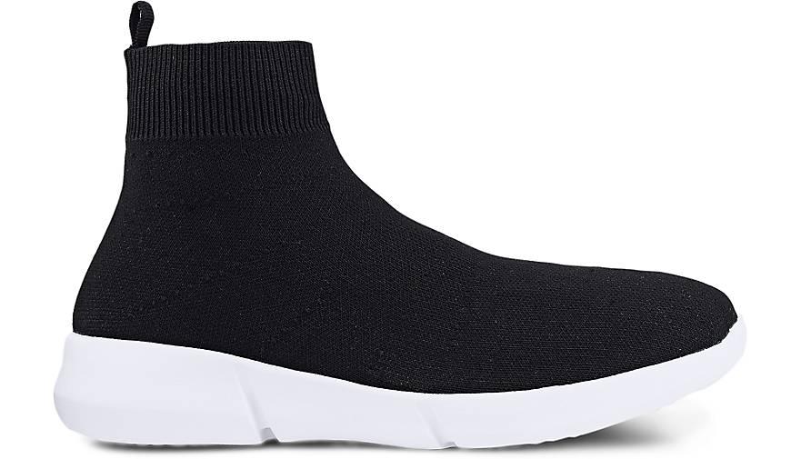 BIANCO GÖRTZ KNIT HIGHTOP EXP18 in schwarz kaufen - 47850401 GÖRTZ BIANCO Gute Qualität beliebte Schuhe 415a1f