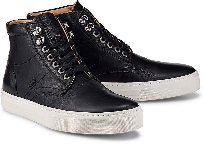 BOSS Orange Sneaker NOIR HALB