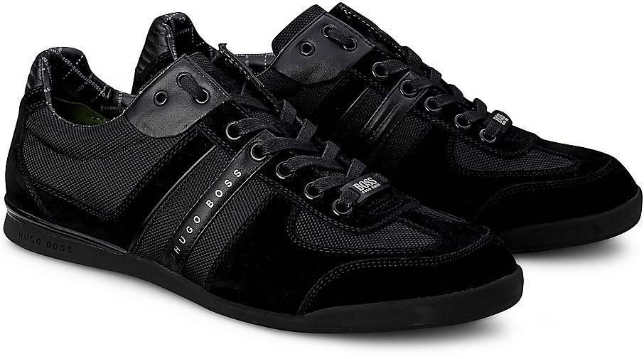 9b6e8a13ad11b7 BOSS Sneaker AKEEN in schwarz kaufen - 42174301