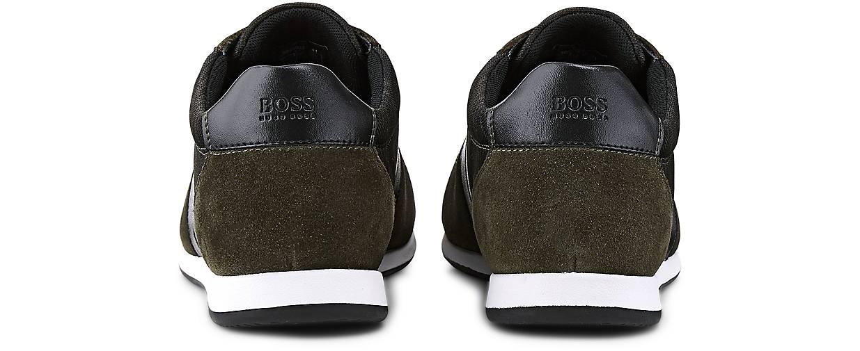 BOSS Turnschuhe GLAZE KNIT in grün-dunkel kaufen - 47488901 47488901 47488901 GÖRTZ Gute Qualität beliebte Schuhe 6ec95e