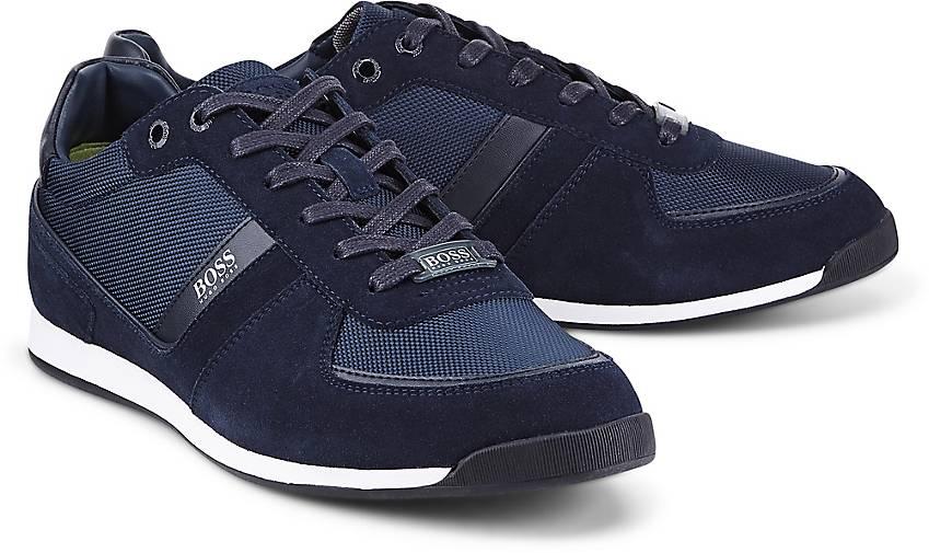 BOSS Turnschuhe GLAZE in blau-dunkel kaufen - 48060502 GÖRTZ Gute Qualität beliebte Schuhe