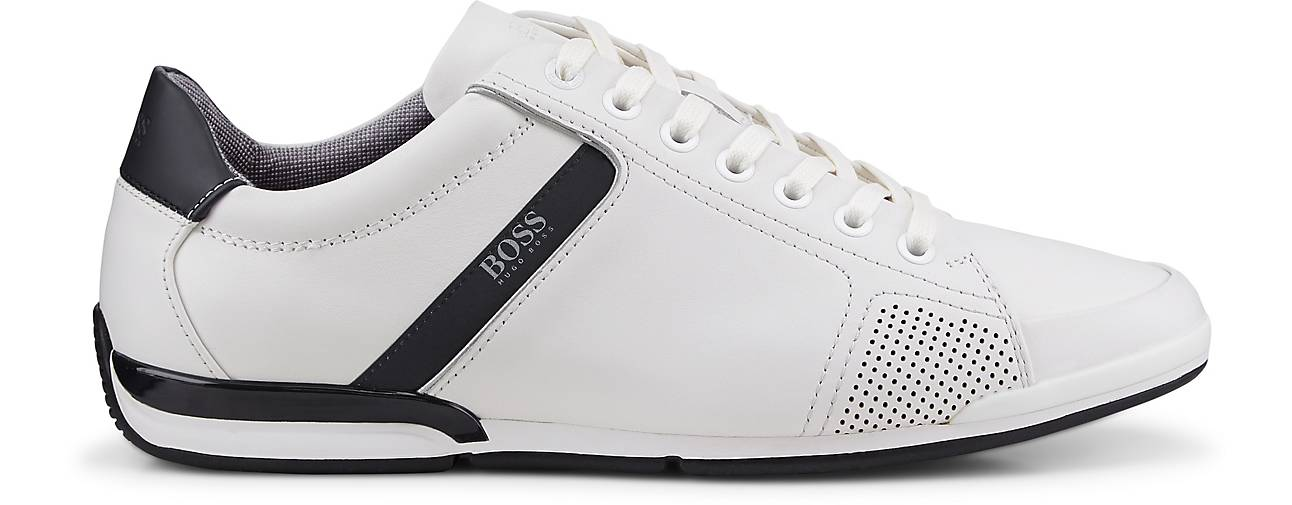 BOSS Turnschuhe SATURN LUX in weiß kaufen - 48061201 GÖRTZ GÖRTZ GÖRTZ Gute Qualität beliebte Schuhe a80fae