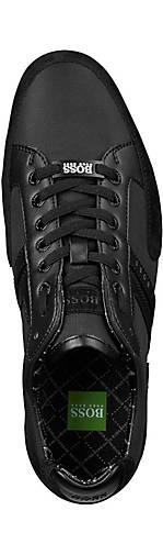 BOSS Turnschuhe SPACIT in schwarz kaufen - 43891002 43891002 - GÖRTZ Gute Qualität beliebte Schuhe 254d4c