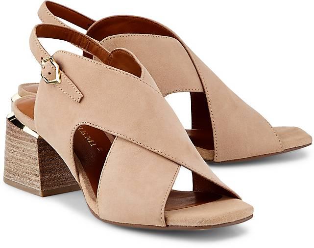 BRUNO PREMI Leder-Sandalette