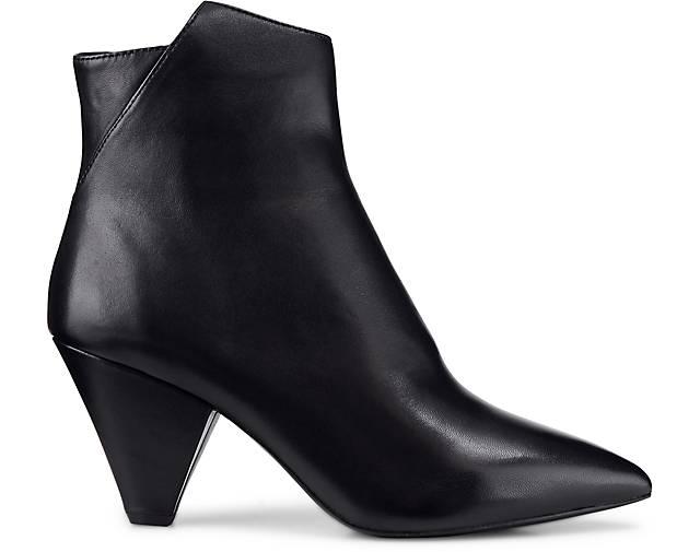 BRUNO PREMI Leder-Stiefelette in schwarz kaufen - - - 47766401 GÖRTZ Gute Qualität beliebte Schuhe b27f35