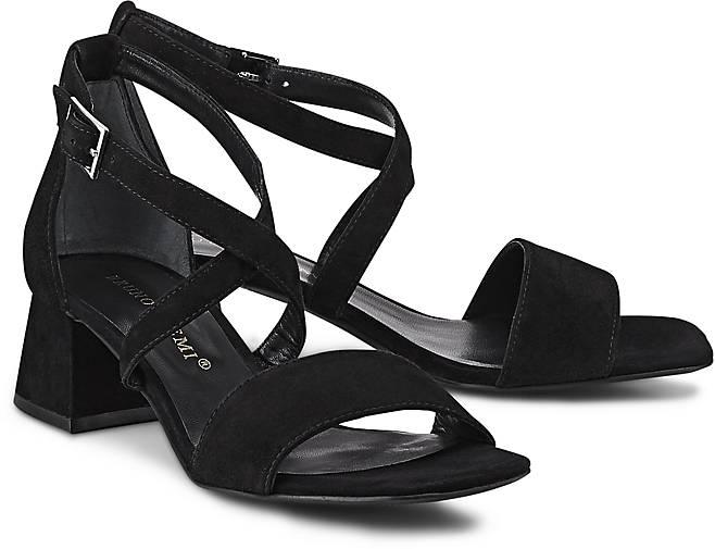 BRUNO PREMI Velours-Sandalette