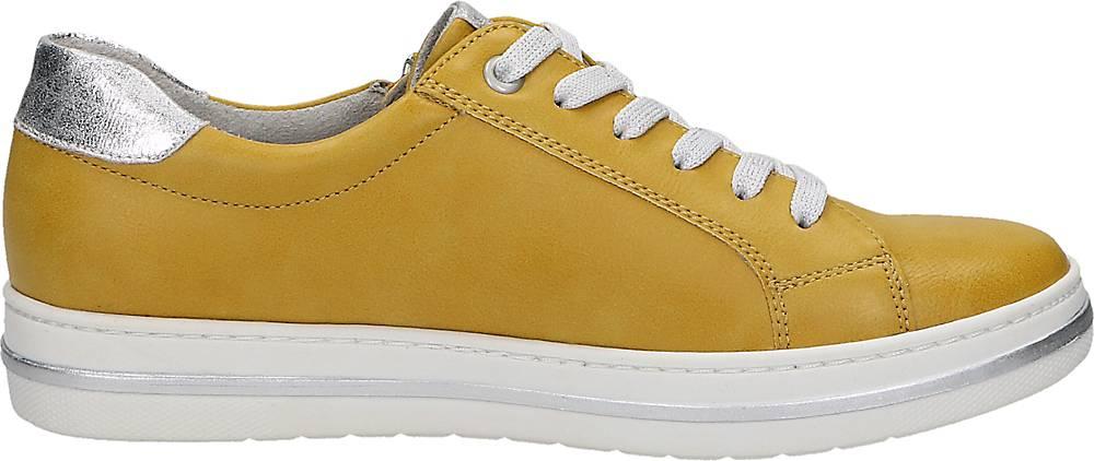 Großer Rabatt Bama Sneaker gelb 92134401 sl56 Verkauf