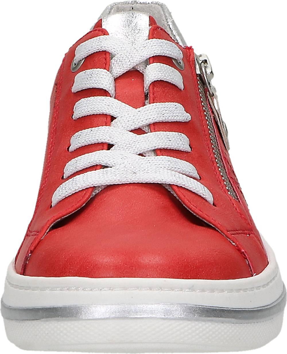 Großer Rabatt Bama Sneaker rot 92134601 sl56 Verkauf