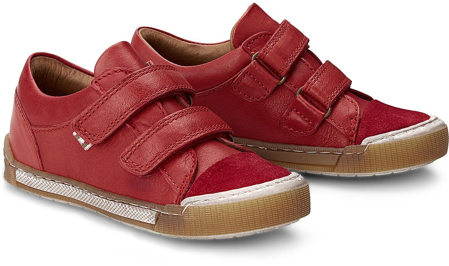 best sneakers 6bbcf c1072 Klett Sneaker von Bellybutton in rot für Mädchen. Gr. 26,28 ...