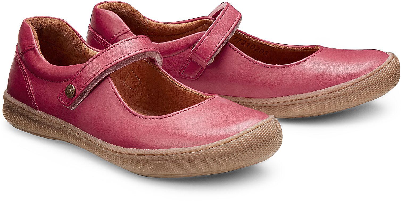 Riemchen Ballerina von Bellybutton in pink für Mädchen. Gr