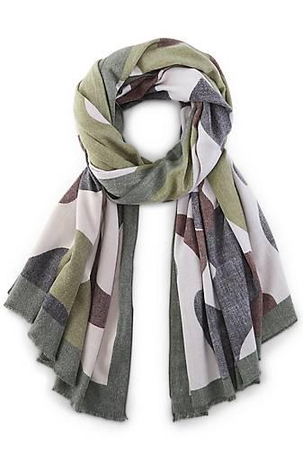 Belmondo Camouflage-Schal