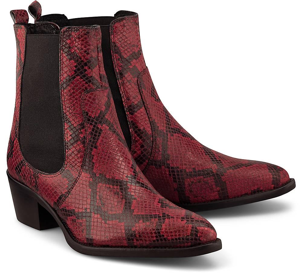 Belmondo Chelsea Boots rot~49094801~front~1000 - aktuelle Schnäppchen von Goertz