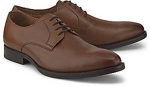 Belmondo, Derby-Schnürer in braun, Business-Schuhe für Herren