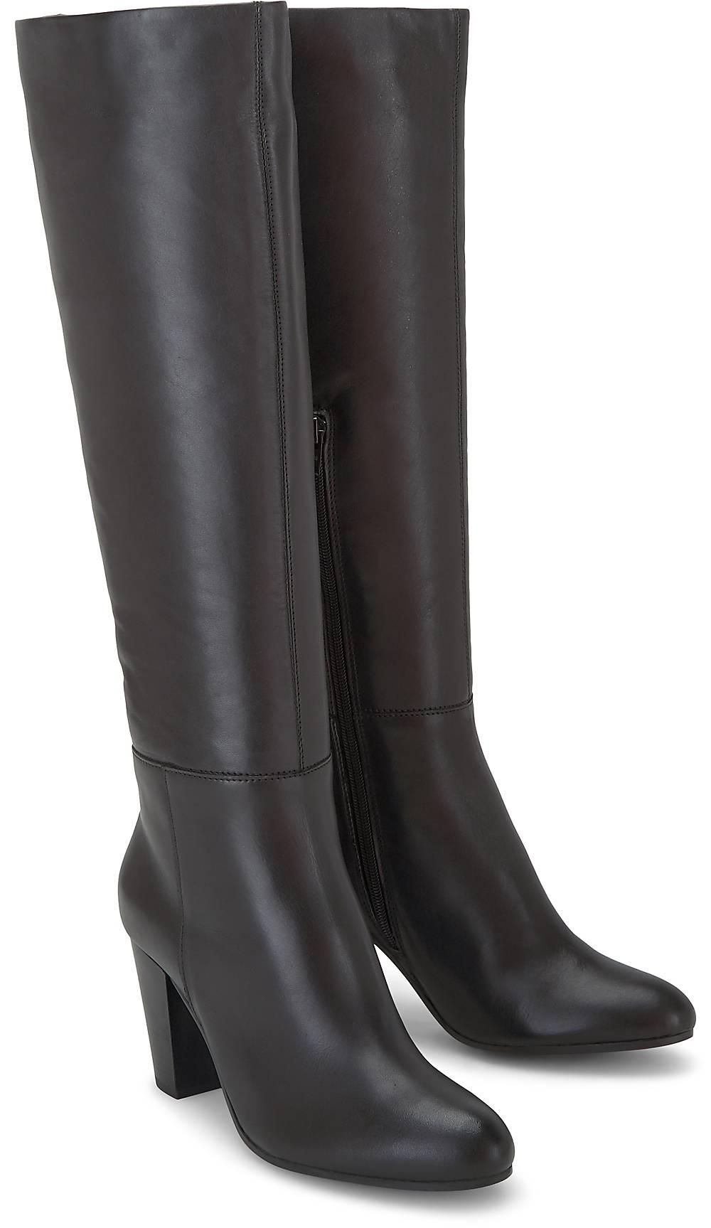 Belmondo| Klassik-Stiefel in schwarz| Stiefel für Damen | Schuhe > Stiefel | belmondo