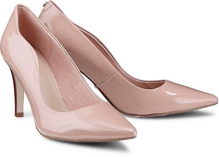 Lack Pumps von Belmondo in rosa für Damen. Gr. 37,39,41 Preisvergleich