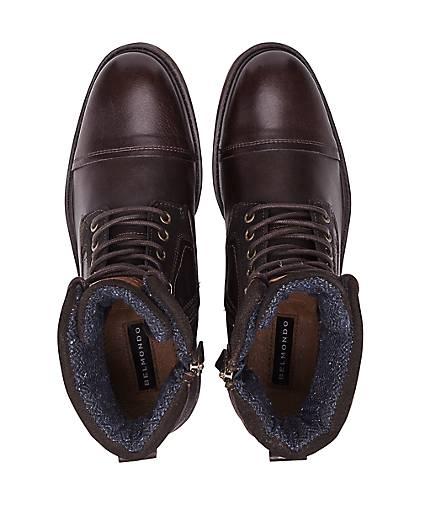 Belmondo Schnür-Boots in | braun-mittel kaufen - 46895701 | in GÖRTZ Gute Qualität beliebte Schuhe 7abb04