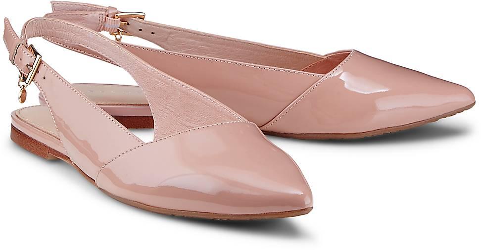 Sling Ballerina von Belmondo in rosa für Damen. Gr. 36,37,38,39,40,41,42 Preisvergleich