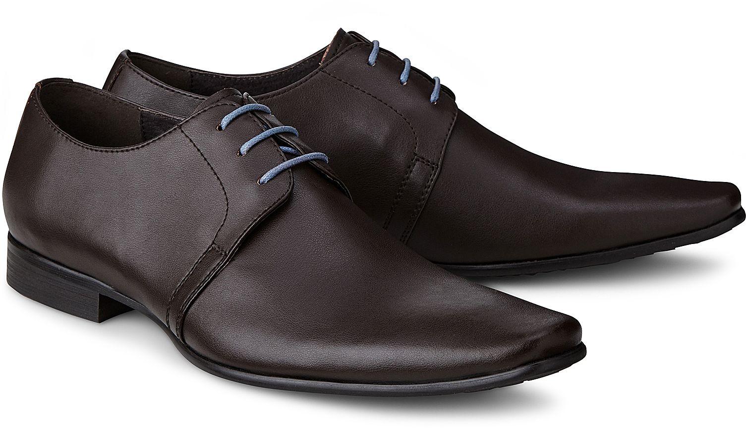 BELMONDO Business Schuhe anthrazit | mirapodo