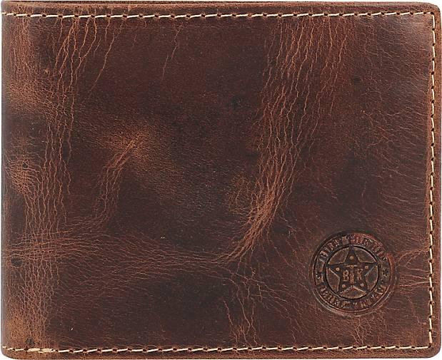 Billy The Kid Ranger Geldbörse RFID Leder 10 cm