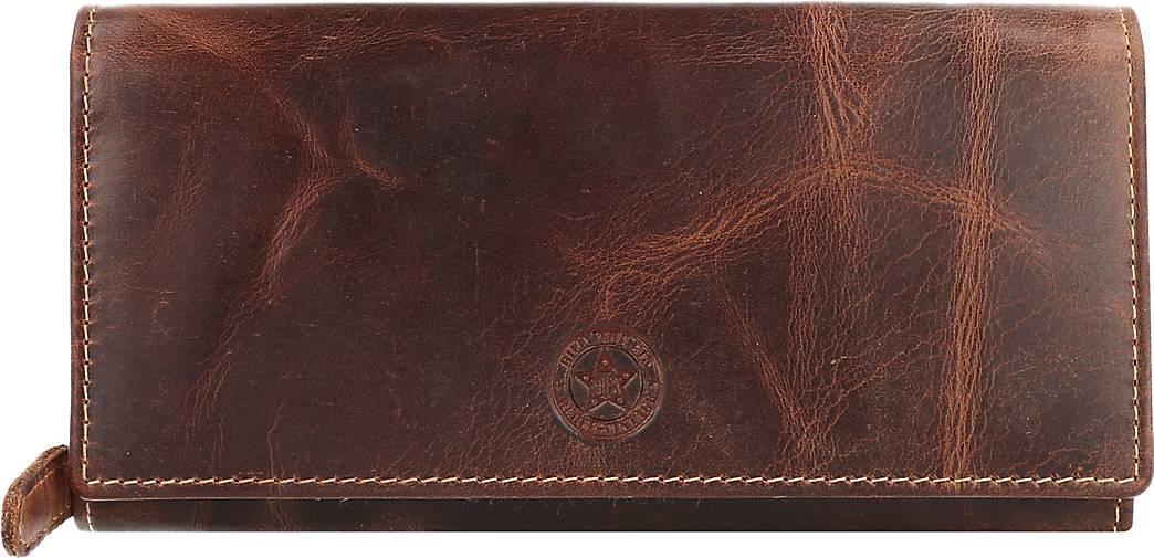 Billy The Kid Ranger Geldbörse RFID Leder 19 cm