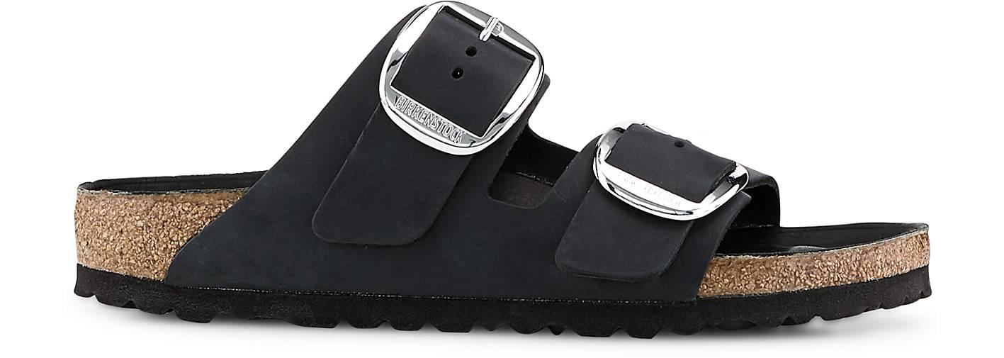 Birkenstock ARIZONA BIG 47487001 BUCKLE in schwarz kaufen - 47487001 BIG | GÖRTZ f48b26
