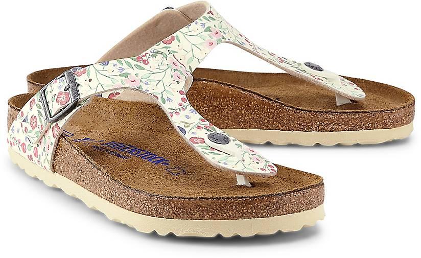 Birkenstock GIZEH MEADOW FLOWERS