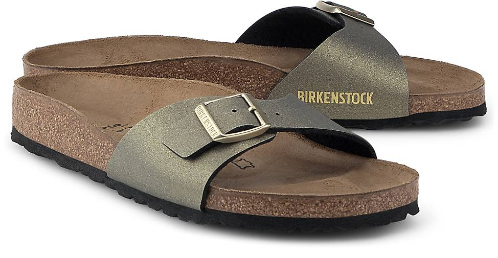 Birkenstock MADRID BF METALLIC