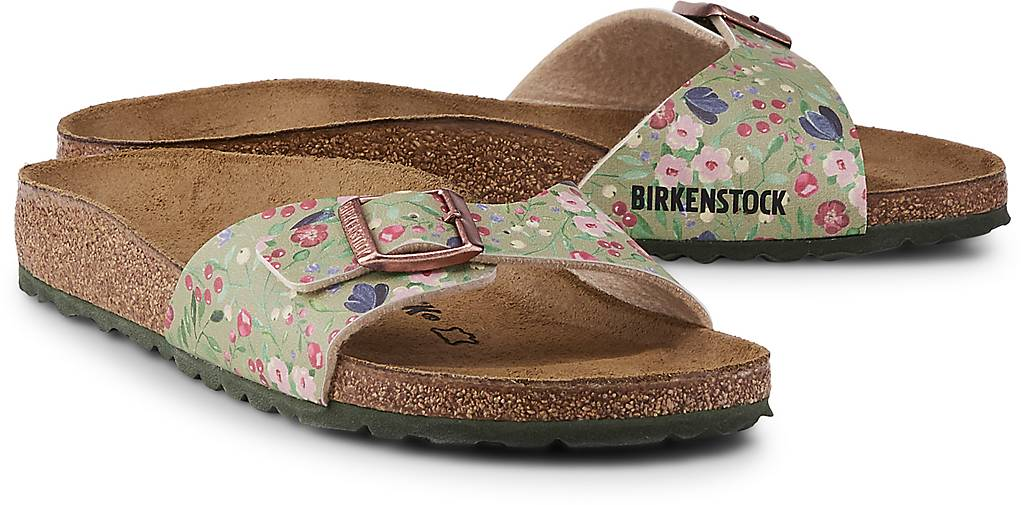 Birkenstock MADRID MEADOW FLOWERS