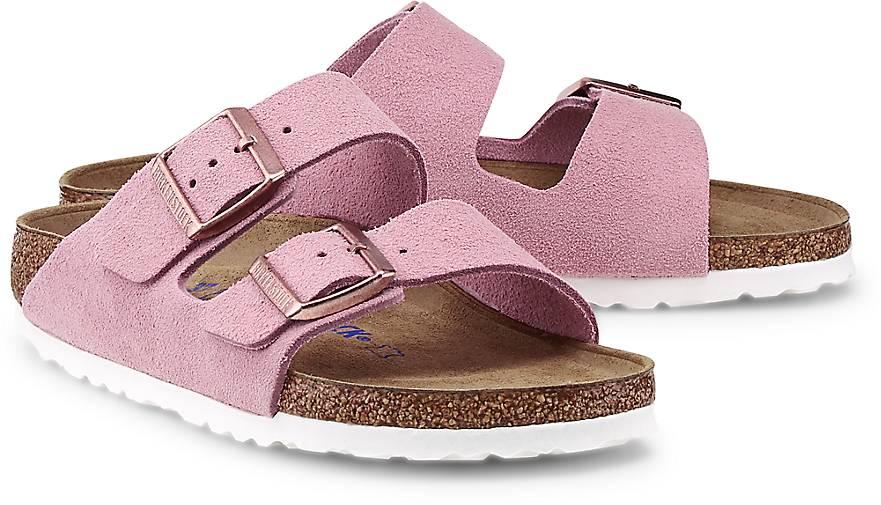 59703528e33467 Birkenstock Pantolette ARIZONA in rosa kaufen - 47106403