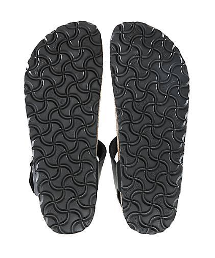 Birkenstock kaufen Pantolette KAIRO in schwarz kaufen Birkenstock - 47102501 | GÖRTZ a9619e