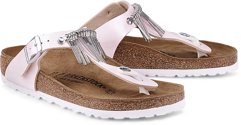 Birkenstock Sandale GIZEH FRINGE