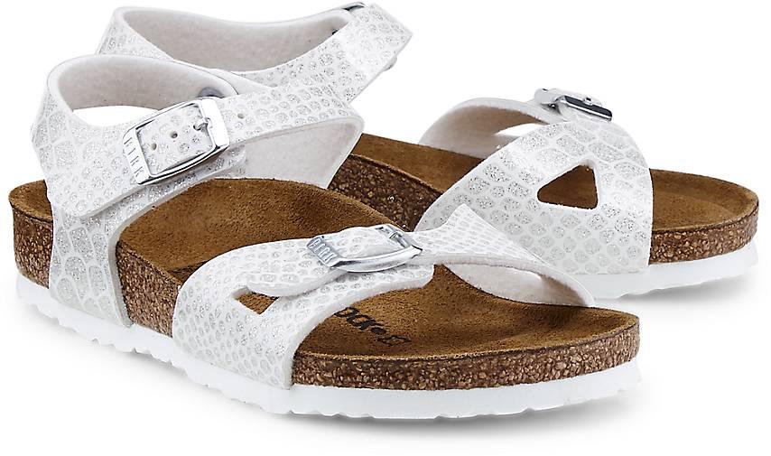 71648301a85536 Birkenstock Sandale RIO in weiß kaufen - 47503801