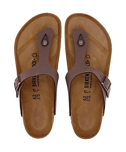 Birkenstock Zehentrenner GIZEH in braun-mittel kaufen - 47354902   Schuhe GÖRTZ Gute Qualität beliebte Schuhe   8d775b