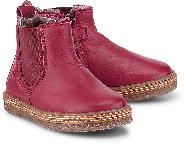 2e3378f35d7343 Bisgaard Chelsea-Boots in pink kaufen - 47523601