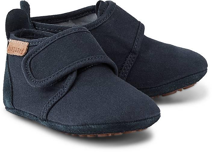 752edd106ec0ec Bisgaard Hausschuh COTTONS in blau-dunkel kaufen - 48483601