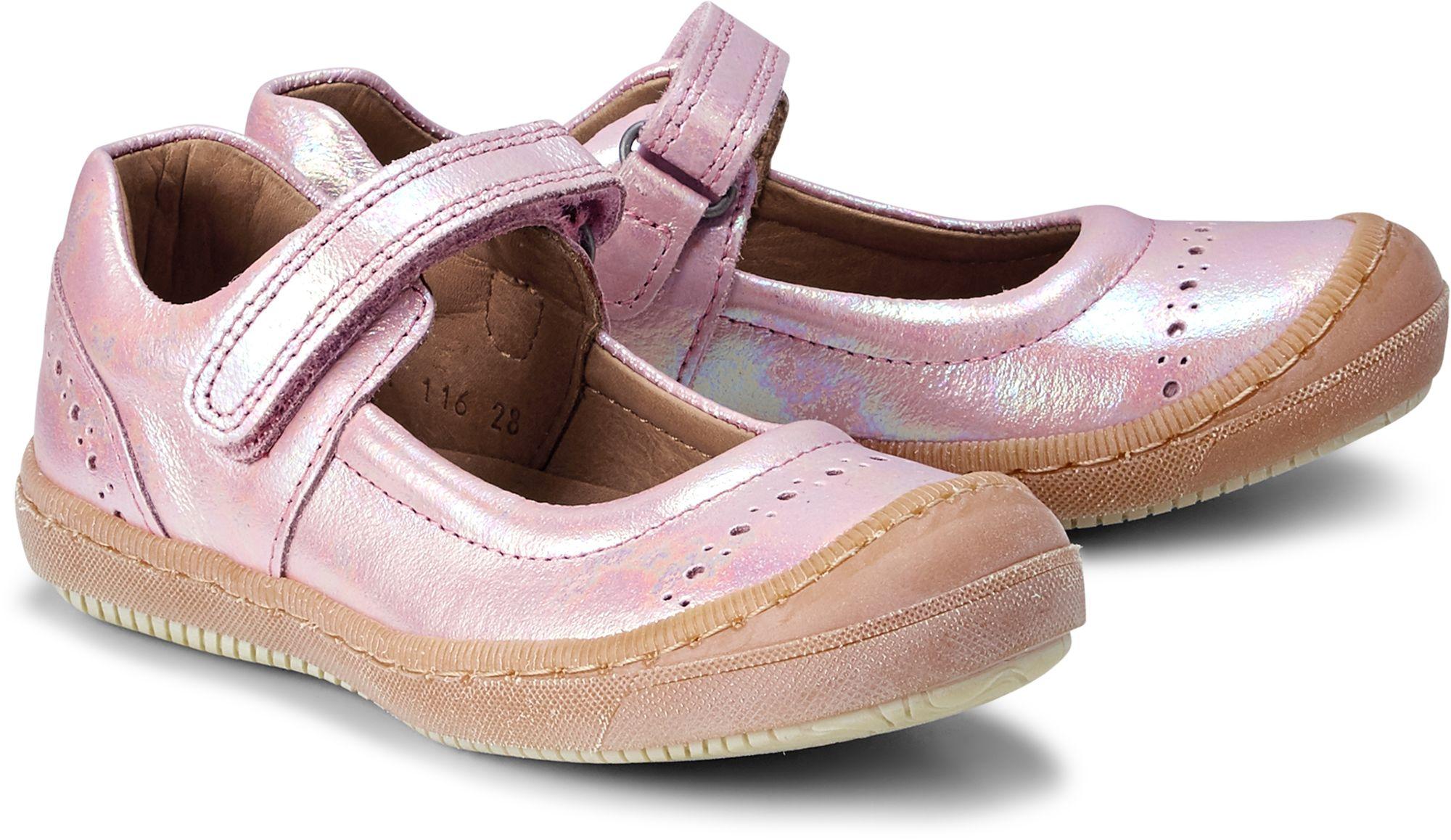 Mädchen Ballerina von Bisgaard in rosa für Mädchen. Gr. 26