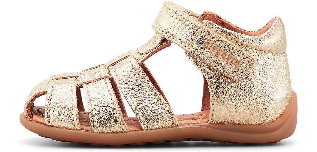 Bisgaard Metallic-Sandale CARLY