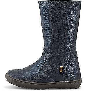 Bisgaard, Winter-Stiefel Fraya in dunkelblau, Stiefel für Mädchen
