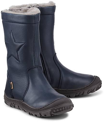 f66b2817c5f4bd Bisgaard Winter-Stiefel in blau-dunkel kaufen - 47521701