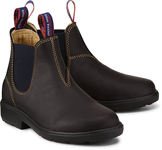 Blue Heeler Chelsea-Boots WOMBAT