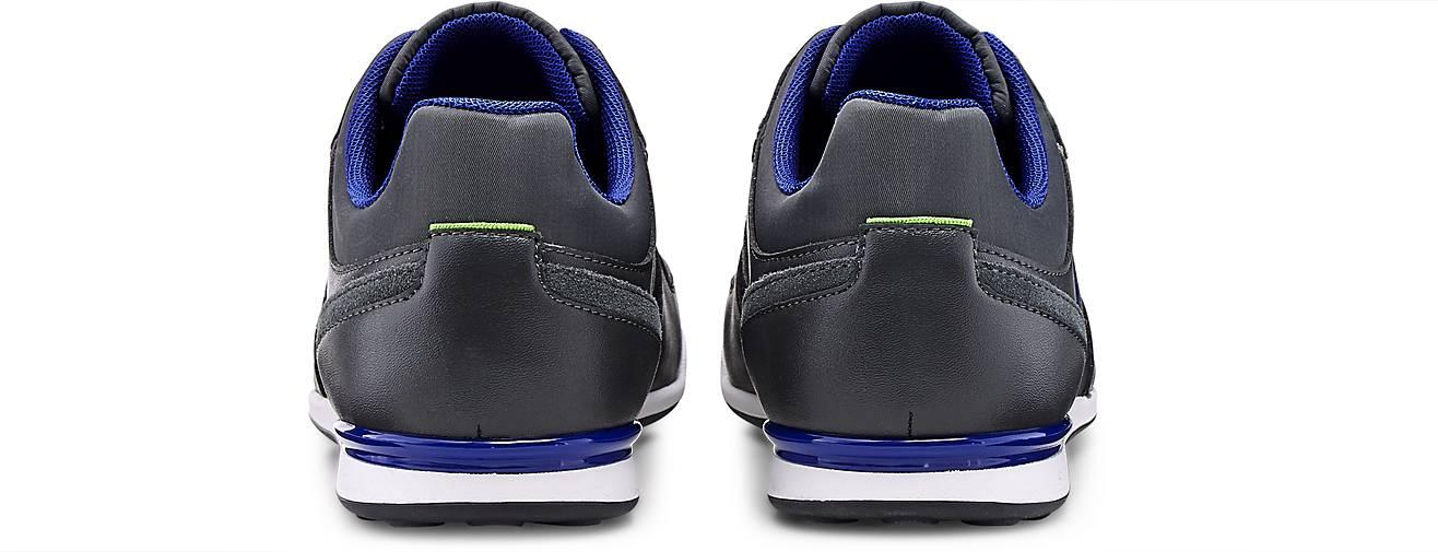 Boss Sneaker ARKANSAS LOWP in grau-dunkel kaufen - 46597004 beliebte | GÖRTZ Gute Qualität beliebte 46597004 Schuhe 8970c4