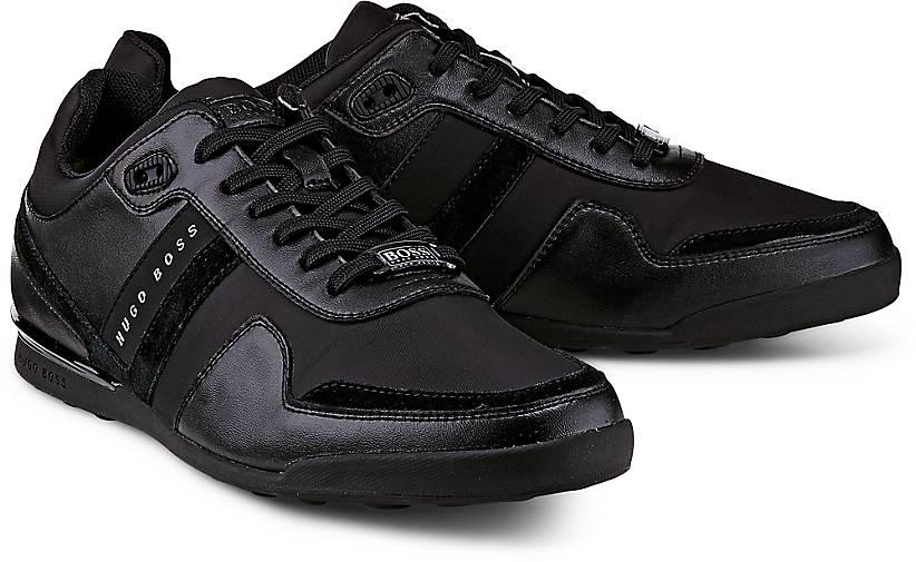 Boss Sneaker ARKANSAS LOWP in schwarz GÖRTZ kaufen - 46597001 | GÖRTZ schwarz Gute Qualität beliebte Schuhe 6b3684