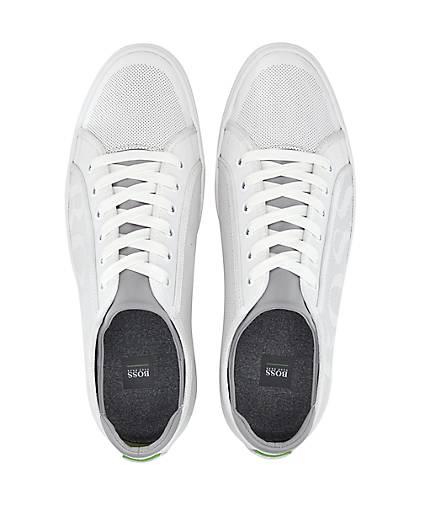 Boss Sneaker ATTITUDE TENN in weiß GÖRTZ kaufen - 47117502 | GÖRTZ weiß Gute Qualität beliebte Schuhe 2d90fd
