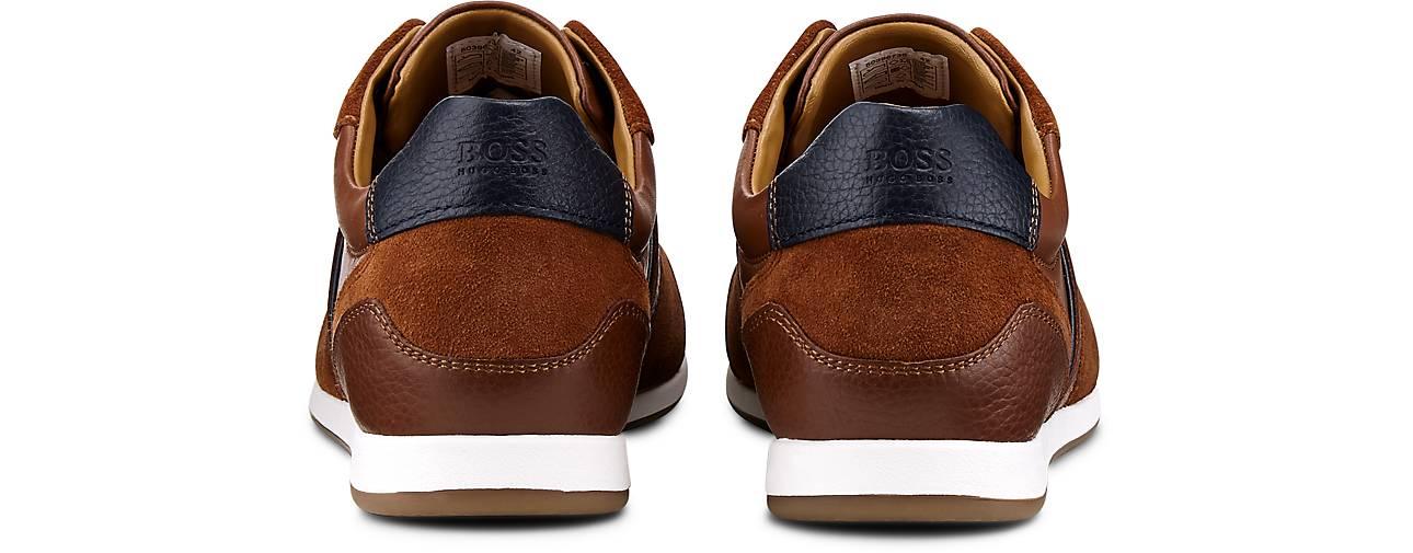Boss GÖRTZ Sneaker MAZE in braun-mittel kaufen - 47660201 | GÖRTZ Boss Gute Qualität beliebte Schuhe f66e6d